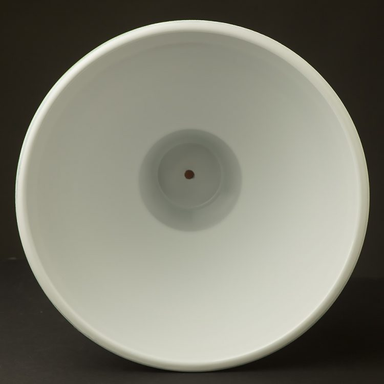 360mm Green enameled dome factory shade