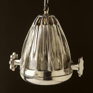 Aluminium spotlight pendant