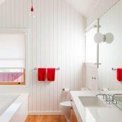 Australian bathrooms lighting requirements, regulations