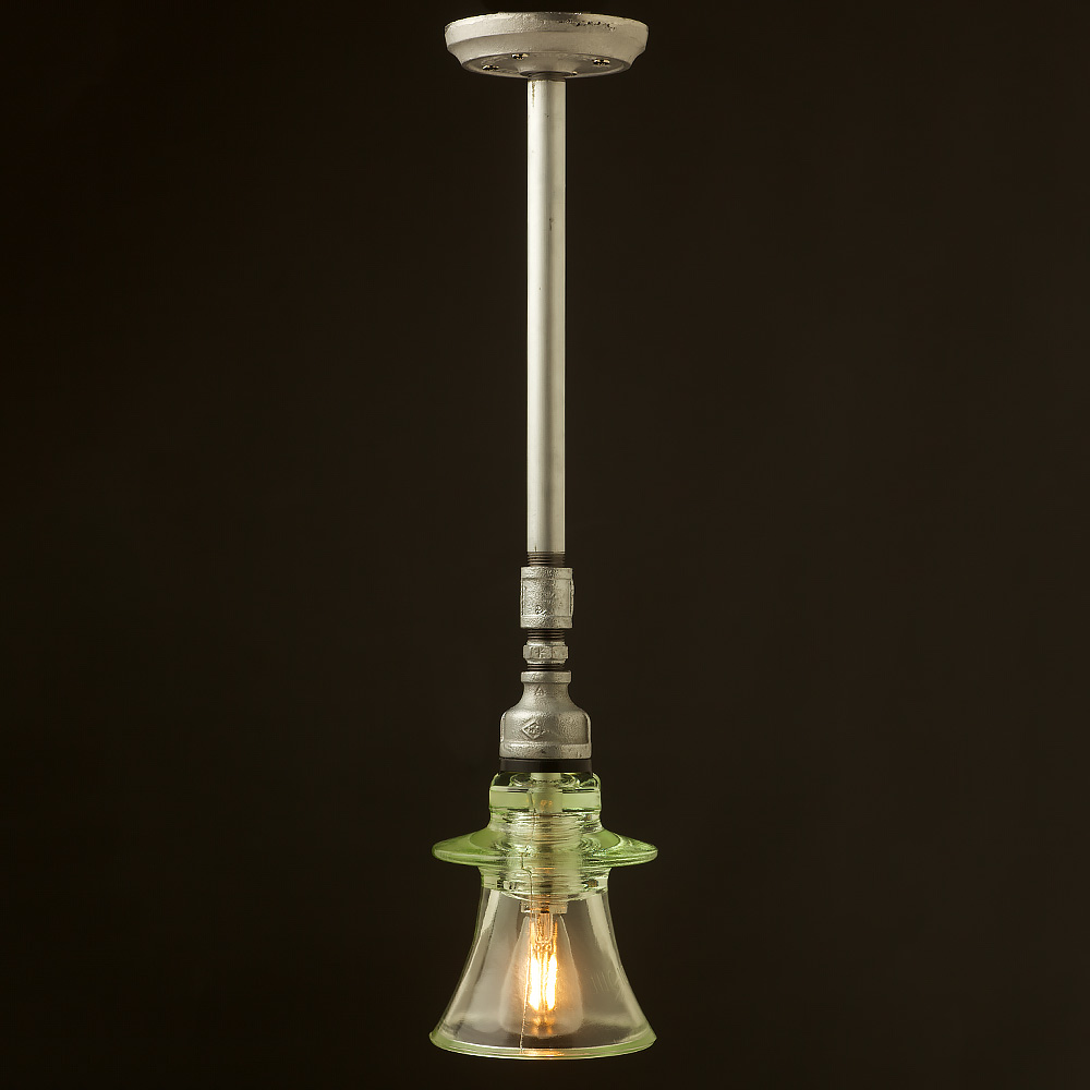 telephone insulator light fixture choice image