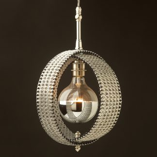 Sirio Twin ring Ceiling Pendant