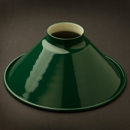 8 inch Green Coolie Light Shade
