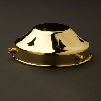 Polished Brass 3.25 inch Gallery
