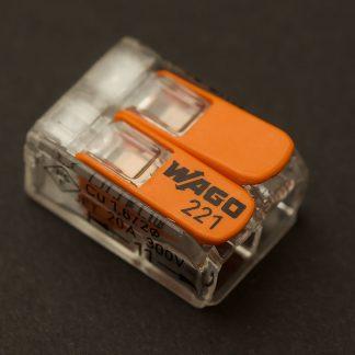 Wago 211 412 Splicing connector