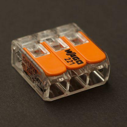Wago 211 413 Splicing connector