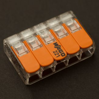 Wago 211 415 Splicing connector