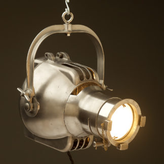 Vintage restored Strand Patt 23 Theater Spotlight