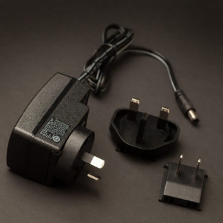 12 volt constant voltage LED wall adapter