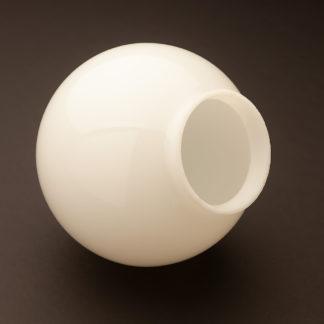 150mm opal spherical glass shade