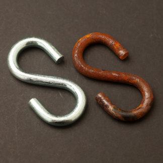6mm steel S Hook