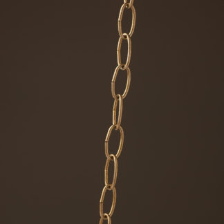Antique-brass-lighting-oval-chain