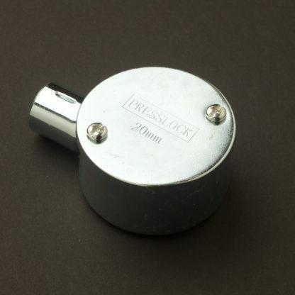 1 Way Angle 20mm Locfit Conduit Outlet Junction Box