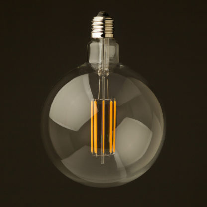 8 Watt Dimmable Filament LED E27 G150 off