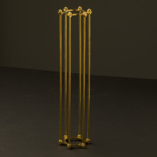 Long Bulb brass cage