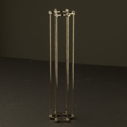 Long Bulb brass cage nickel